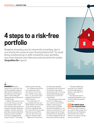 Interview - 4 Steps to a Risk Free Portfolio